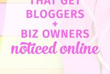 Blogg and social media tips / Help is on its way!