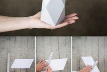 3D forms paper