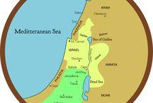Biblical Maps / Maps useful to biblical studies