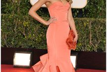 Red carpet's best / The most fabulous celebrity looks on the red carpet.