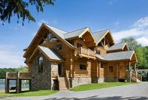 Log Cabin and Home Articles