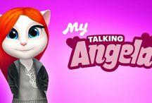 My Talking Angela v2.1.1 [Mod]