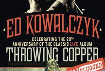 ED KOWALCZYK of LIVE - THROWING COPPER UNPLUGGED / ED KOWALCZYK at The Newton Theatre 10/16/2015. Ed Kowalczyk, the legendary songwriter and former lead-singer of the multi-platinum rock band Live, in his Throwing Copper Unplugged – 20th Anniversary Tour. Stripped back, intimate and disarming, Kowalczyk will perform a breathtaking acoustic set that celebrates this seminal Live album, along with a few surprises.