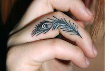 I Love INK! / Tatt, tatt, tatt it up! / by Jennifer Wingate