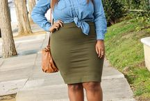 Plus Size Outfits / Outfit ideas for plus sized women
