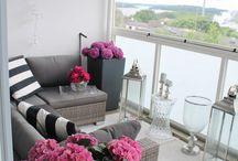 Parveke balcony
