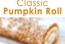 Pumpkin Swissroll