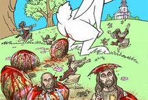 Easter, Påske