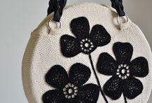 Crochet - Вags / Сумки, сумочки