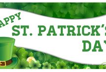 St. Patrick's Day Banners / Enjoy the St. Patrick's Day Parade Banners http://www.bestofsigns.com/st-patricks-day-banners.html