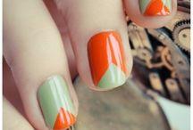 Nails and more nails! / by Amanda Patten