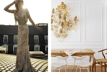 Pairing Her Fashion with Decor / How does she pair her fashion with her personal style in the home? Lets explore! / by ELM