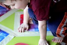 Artsy, craftsy toddy / Creative and artistic crafts for toddlers