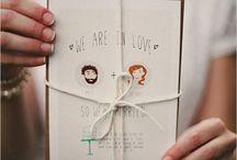 { Wedding Card Idea }