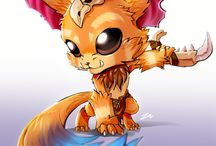 LoL Cute / League of Legends cute pictures
