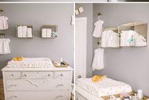 Baby Storage Ideas
