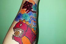 Henna Pop Art