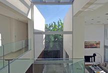 Patios Internos / Patios internos en nuestros proyectos, espacios vitales desde el punto de vista del diseño y del aprovechamiento energético.