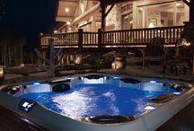 whirlpool ideas backyard