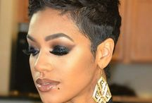 50 STUNNING SHORT HAIRCUTS FOR BLACK WOMEN / SHORT HAIRCUTS IDEAS FOR BLACK WOMEN