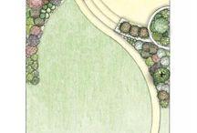disegni Giardini