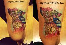 tattoo / vücut sanatı