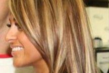 Hair color / by Christy Lester Nelson