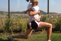 Working out with your child