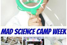Science camp week