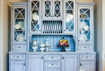 PROJECT: China Cabinet / by Eimear B