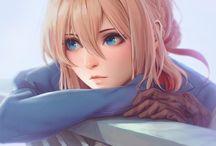 Anime - Violet Evergarden