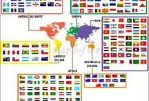 Maps in Spanish Language