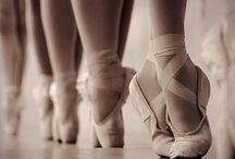 Ballet! / I was a ballerina for 9 years...I absolutely love everything about ballet! I still practice by myself occasionally but had to give it up due to lack of time with college and being a mommy. I hope one day to return to ballet class <3