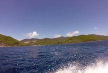 Vidéo plongée en Guadeloupe / Des courtes vidéos sur le thème de la plongée sous-marine sur les îles de la Guadeloupe