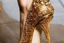 "Lovely shoes / ""Give a woman the right shoes and she can conquer the world"""