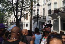 Notting Hill Gate Carnival 2013
