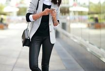 STREET STYLE WITH OXFORDS / ways to wear oxfords with style