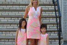 ropa mamá e hija