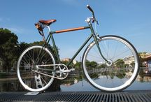 Conversion single speed by Bicycle Corner