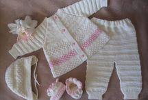 dukker bukser strikket