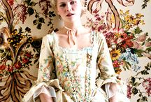 Marie Antoinette - Inspiration
