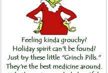 "Grinch ""stuff"" / by Amy Brown"