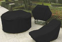 Outdoor Furniture Covers / Keep your outdoor furniture clean and dry