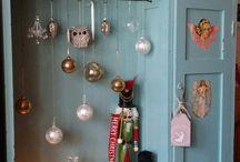 My Christmas decorations / I love Christmas! This is our Christmas, decorations and ideas.