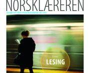 Inspirasjon til norskundervisning