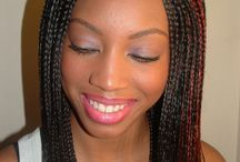 Braided Hairstyles for Black Women / Gallery of Unique Braided Hairstyles for Black Women
