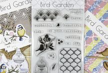 StickerKitten Bird Garden