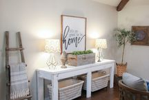 Entryway Tables & Benches