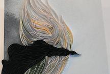 Quilling art by Jenny treeg