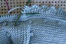 babies knitting